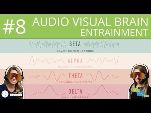 #8: Audio Visual Brain Entrainment   The Anne & Ashley Show