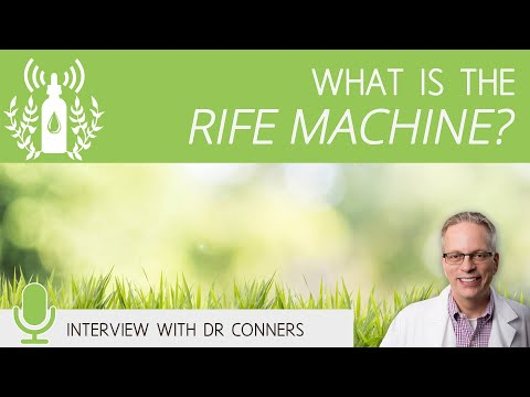 What is the Rife Machine?   Light Frequency Generator   Conners Clinic Alternative Cancer Treatment