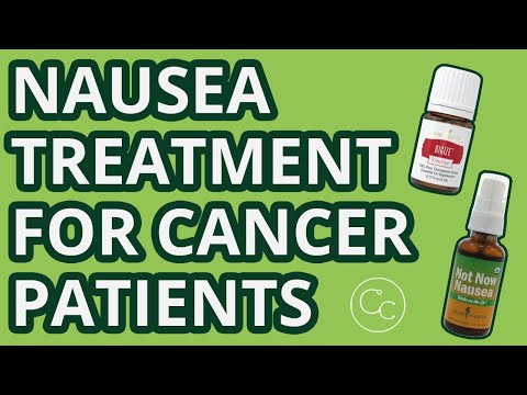 How to Treat Nausea for Cancer Patients | Dr Kevin Conners, Conners Clinic