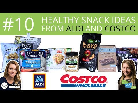 #10: Healthy Snack Idea   The Anne & Ashley Show