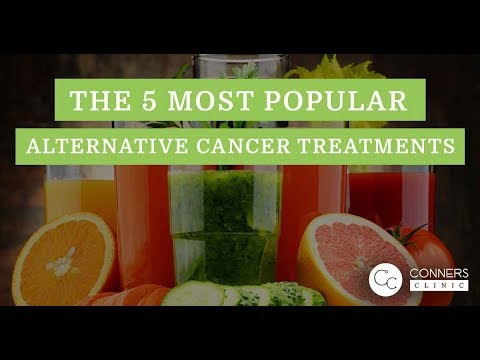 Top 5 Alternative Cancer Treatments | Conners Clinic in St Paul, MN 55042 (651) 739-1248