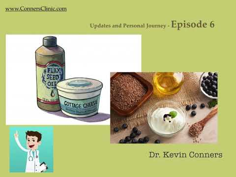 Dr. Kevin Conners - Episode 6 - My Personal Journey