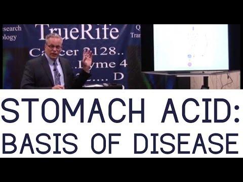 The Basis of Disease - Decreased Stomach Acid