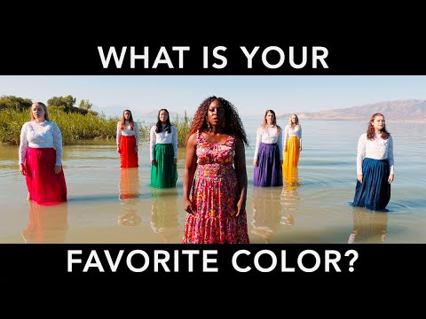 What Is Your Favorite Color? (Official Music Video) Deanne Brodie-Mends || #WYFC | O.U.R.