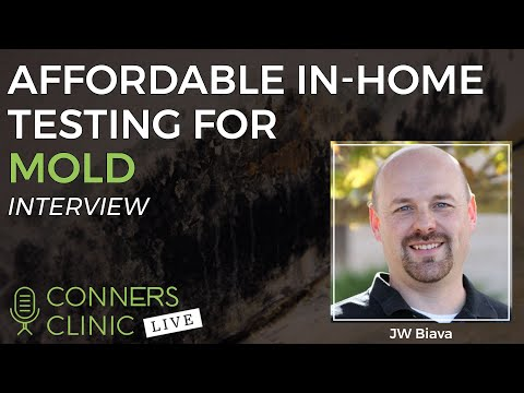 Affordable In-Home Mold Testing with Immunolytics   Conners Clinic Live