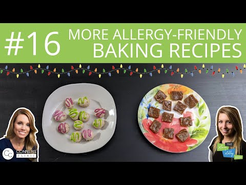 #16: More Allergy-Friendly Baking Recipes | The Anne & Ashley Show