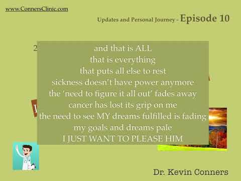 Dr. Kevin Conners - Episode 10
