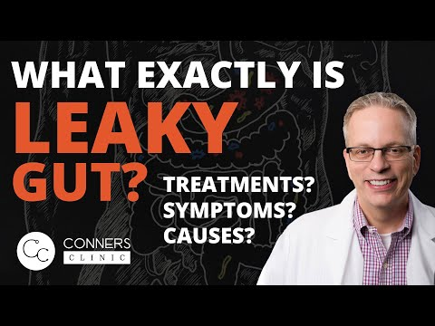 Leaky Gut 2 - Dr. Kevin Conners