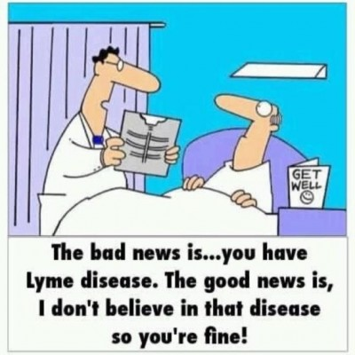 Lyme and Lupus