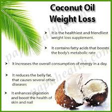 Coconut Oil - the GOOD saturated fat