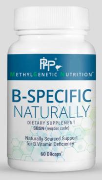 Vitamin B to detox Pesticides? 1
