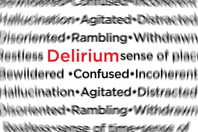 delirium-flat