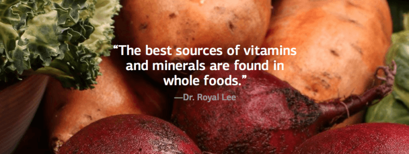 Whole Food Supplements 1
