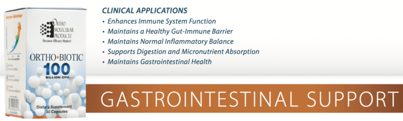 Ortho Biotic 100 - powerful GUT healing! 1