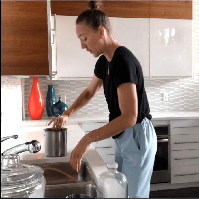 Coffee Enemas - Cleaning Your Enema Bags 1